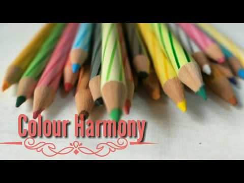 Harmony of colours    introducton and types of colour harmony    a complete guide for beginners