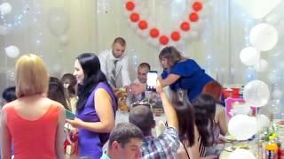 Ломание каравая на свадьбе 2018 Запорожье тамада ведущая Мария