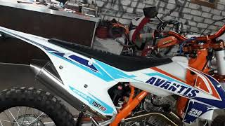 Avantis Enduro 250  плюсы и минусы