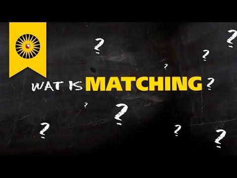 Matching aan de Universiteit Utrecht