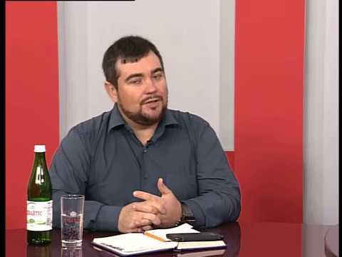 Актуальне інтерв'ю. Тарас Случик, Ігор Ткач. 04-10-2018