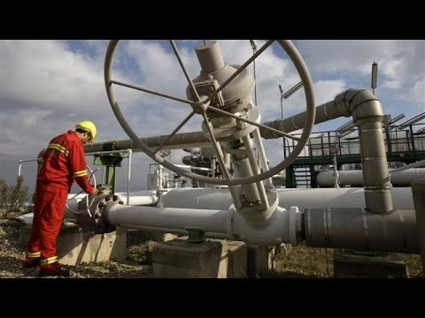 Ukraine Crisis Highlights EU Energy Supply Challenge