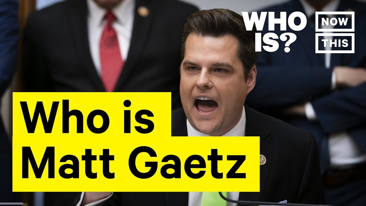 Matt Gaetz, Once Arrested for DUI, Makes Fun of Hunter Biden's DUI