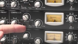 PreSonus RC 500 Channel Strip: In-Depth