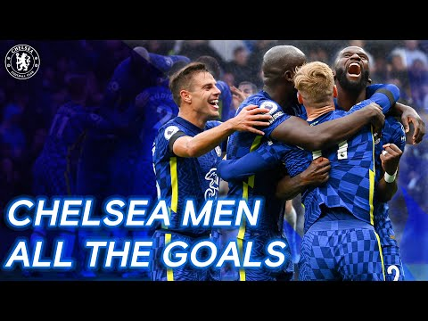 Lukaku's Return, a Chalobah Screamer & More! | All The goals So Far: Chelsea Men 2021/22