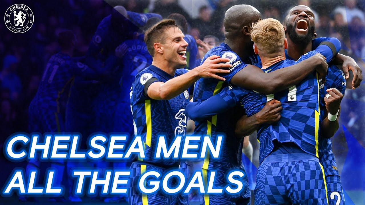 Lukaku's Return, a Chalobah Screamer & More!   All The goals So Far: Chelsea Men 2021/22