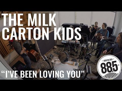 The Milk Carton Kids | Live @ 885FM ||...