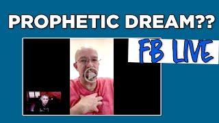 Dana Cornerstone Dreams & Prophecies   FB live