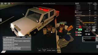 Mano County Sheriff Office Patrol #3 | DFC Patrol | ROBLOX