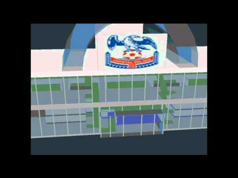 I hope the new Crystal Palace stadium looks like this