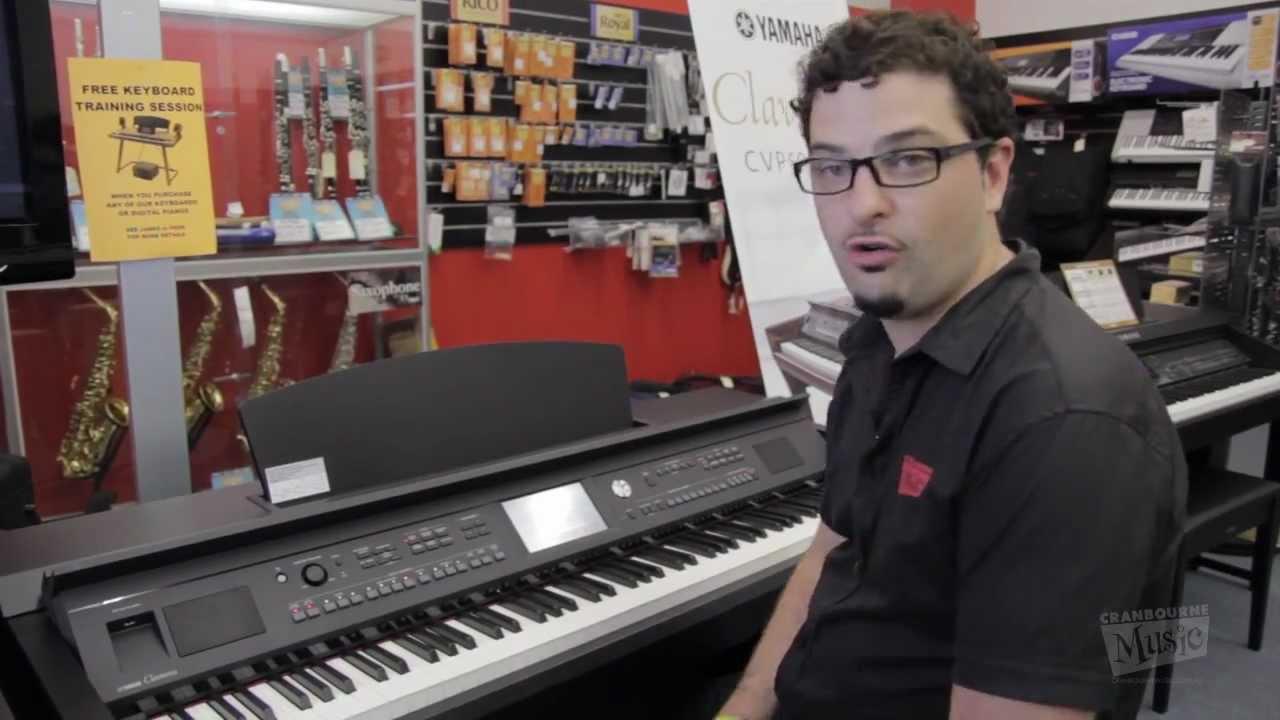 Yamaha cvp 605 clavinova sound style demos youtube for Yamaha clavinova clp 110