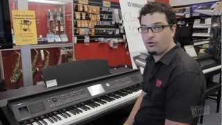 Yamaha CVP-605 Clavinova - Sound & Style Demos