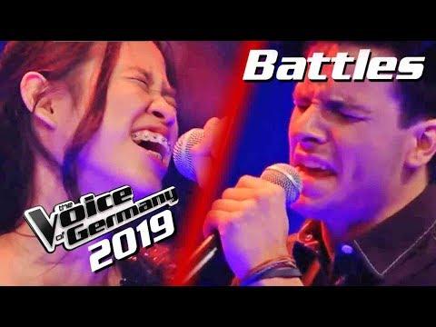 A Great Big World - Say Something (Claudia Emmanuela Santoso Vs Emma & Felix)   Voice Of Germany