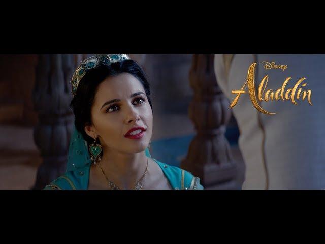 "Disney's Aladdin - ""Connection"" TV Spot"