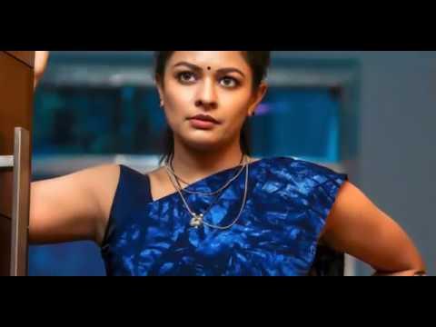 Pooja kumar hot sleeveless Saree scene