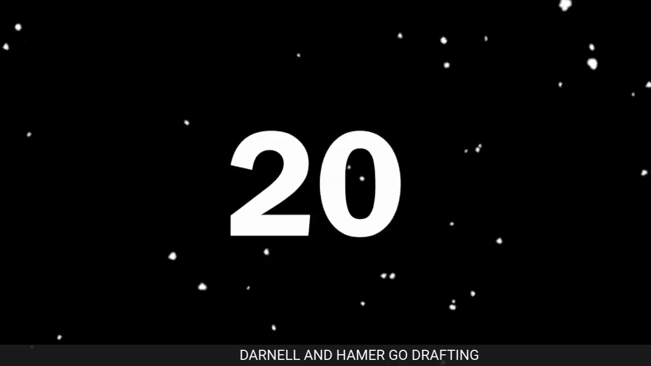 RSG ONE MIC: DARNELL AND HAMMER GO DRAFTING!