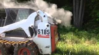 Cold starting a bobcat s185 turbo