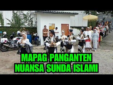 MAPAG PANGANTEN | NUANSA ISLAMI | WEDDING AAS & ABENG