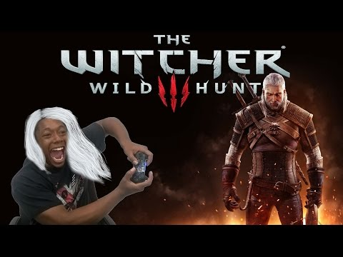 A Brotha's Quest To Become A Witcher Starts Now, Witcher 3 First Impression