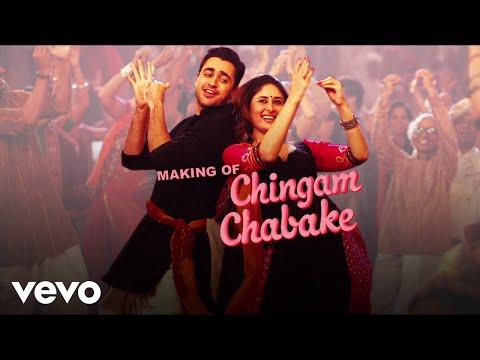 Gori Tere Pyaar Mein - Making of Chingam Chabake New Video