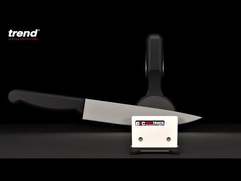 The Trend Fast Track Knife Sharpener