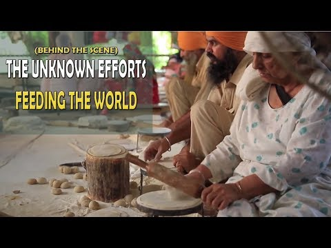 [COMMUNITY KITCHEN] The Unknown Effort Of SEWADARS AND VOLUNTEERS - Langar Hall | Golden Temple Mp3