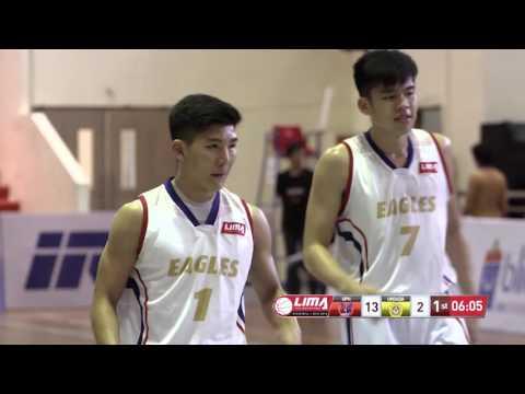 LIMA Basket Air Mineral Prim-A GJC Season 4: UPH vs UNSADA (Men's)