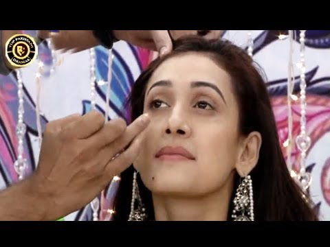 Makeup Artist Kashee shows how to apply make up base properly