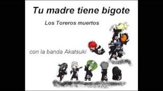 Tu Madre tiene Bigote - Los Toreros muertos + LETRA