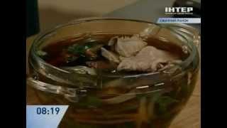 Тайский Суп с Имбирем - Рецепт от Даши Малаховой - Интер
