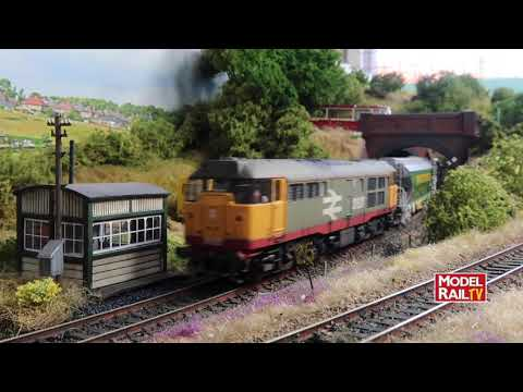 Model Rail Magazine layout - Carlton le Willows