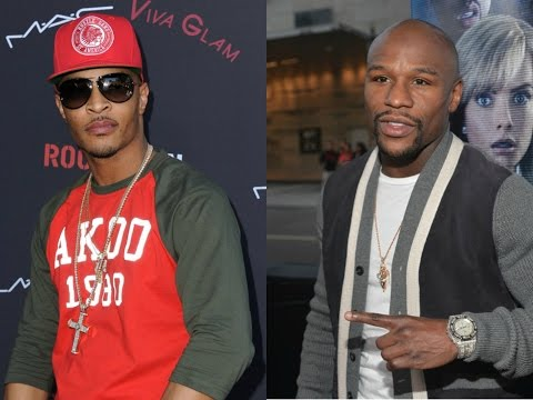 TI Schools Floyd Mayweather on Black Lives Matter vs All Lives Matter.