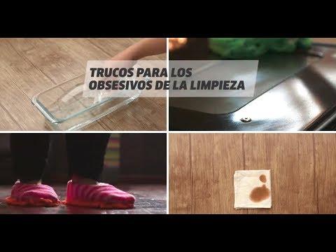 9 trucos de limpieza para el hogar youtube - Trucos de limpieza para el hogar ...