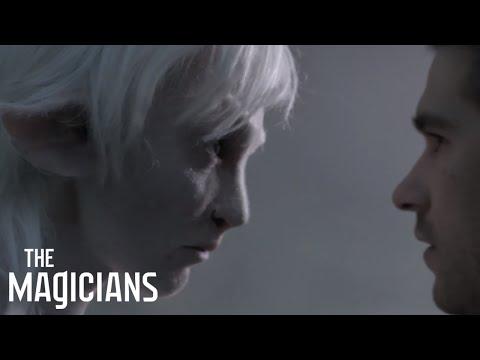 THE MAGICIANS | Fantasy Gets Real | Syfy