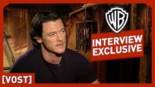 Le Hobbit - Interview Luke Evans (VOST) - Peter Jackson