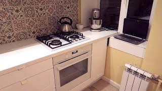 vlog как нам кухню ставили - Senya Miro