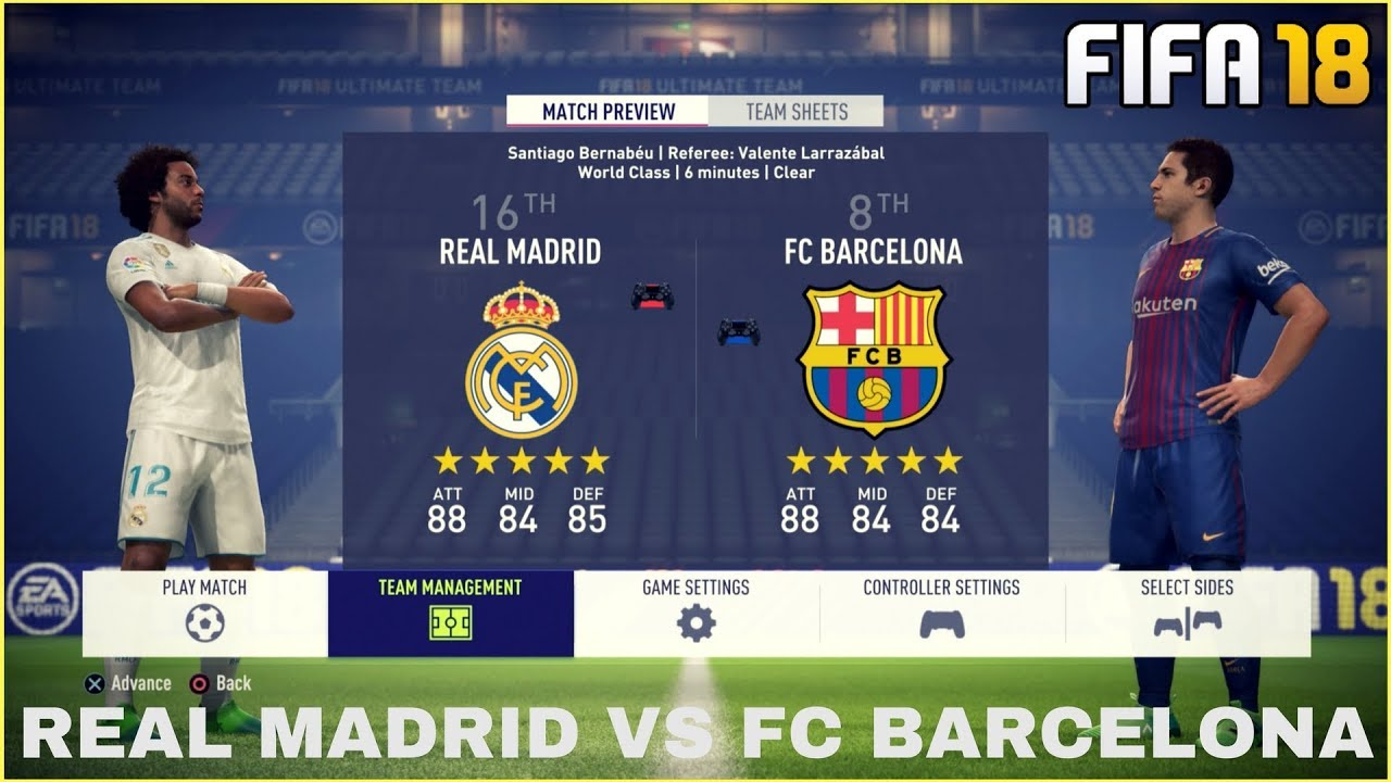Real Madrid Fc Youtube