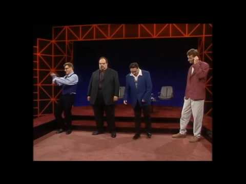 Hoedown excessive drinking  Whose Line UK