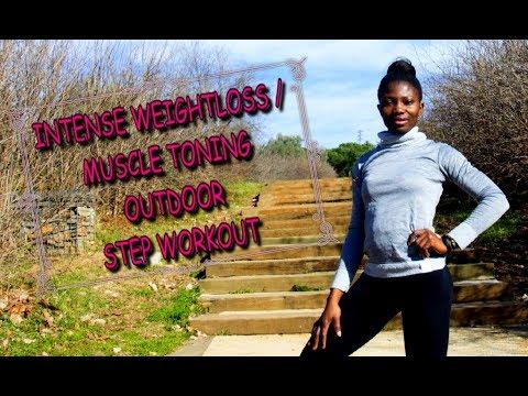 Weightloss Steps Workout