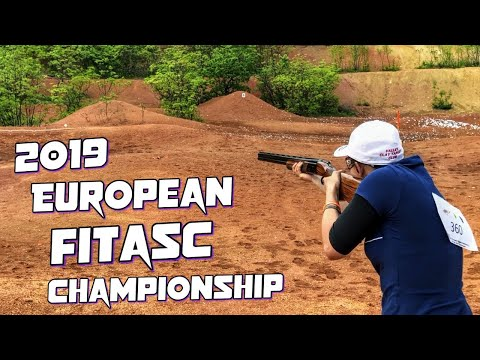 2019 European FITASC Sporting Championship in Hungary