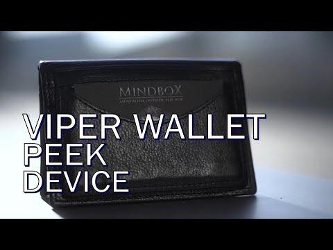 Magic Review - Viper Wallet by Sylvain Vip & Maxime Schucht