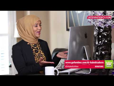 INTEGRATION TV: Mental Health Doctor in Somalia! #DrHabebIsAHero