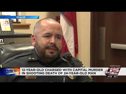 Boxer shot, killed in Uvalde home invasion; 12-year-old charged