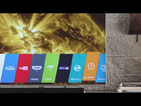 How to Use Your LG Smart TV: Understanding the Launcher (2016) | LG USA