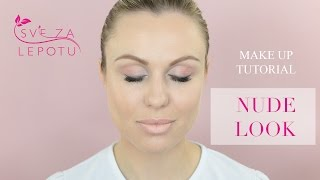 Sve za lepotu: Nude look (TUTORIAL)