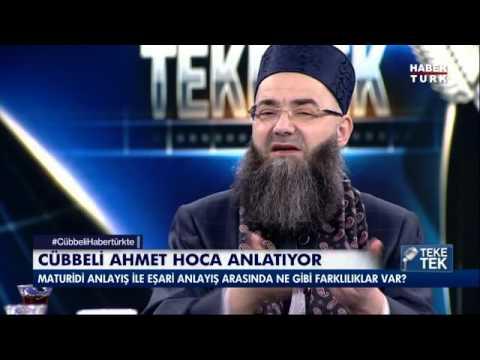 Teke Tek - 1 Aralık Salı - Cübbeli Ahmet Hoca - 2