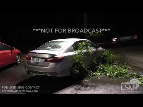 07-21-18 Opelika, AL - Tornado Damage