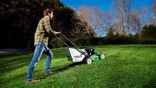 New AWD Lawn-Boy Mower