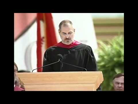 Discorso di Steve Jobs a Stanford in italiano HD
