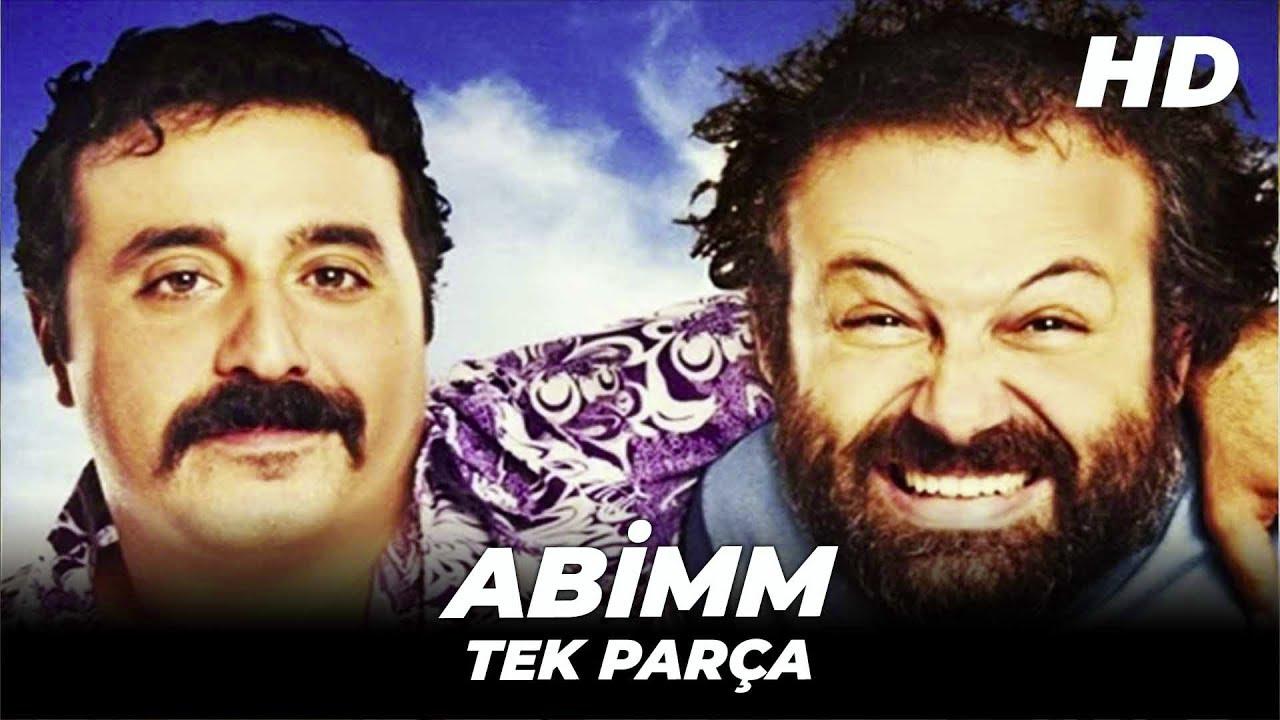 Abimm   Türk Komedi-Dram Filmi   Full İzle